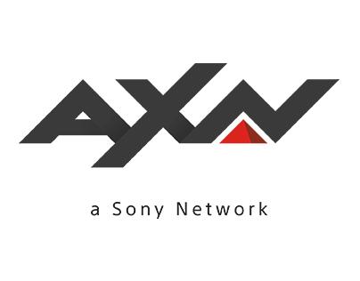 AXN: E-Newsletter, Sticker and Advert