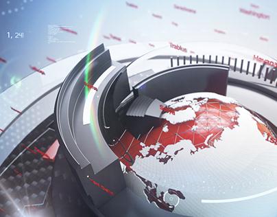 TRT Dünya Gündemi - News opener