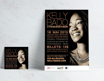 Kelly Bado - Branding & Prints