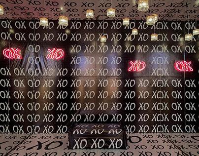 Infinity Photo booth Design