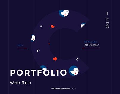 Portfolio — Website.
