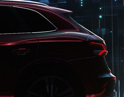 Audi Q5L First Impression at BJATS - 2018
