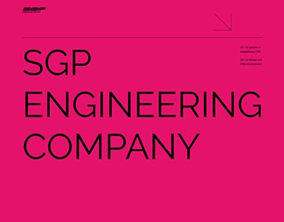 CRM system development for SGP