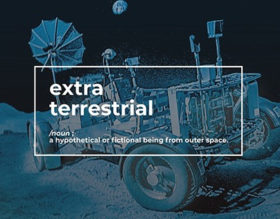 Fashion Photography & Styling - Extra Terrestrial