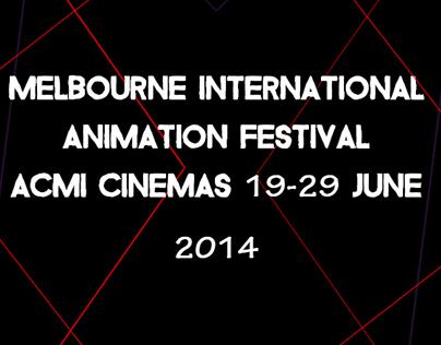 Melbourne International Animation Festival | Website