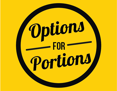 Options for Portions