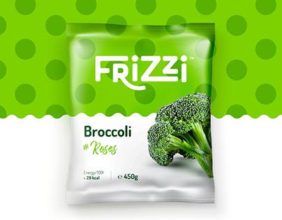 Frizzi - Brand Identity