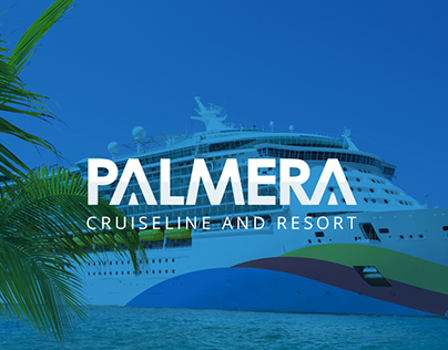Palmera Cruise & Resort Branding