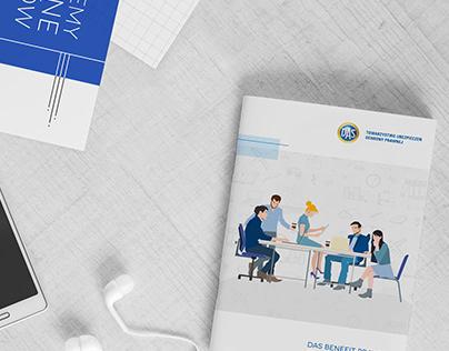 broszury informacyjne Towarzystwa Ubezpieczeniowego DAS
