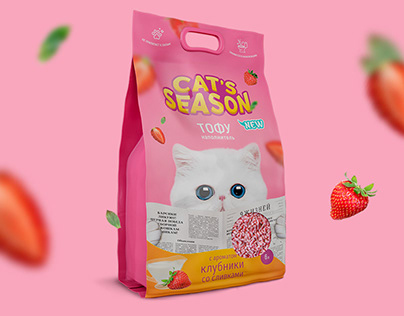 Packaging | Cat's season
