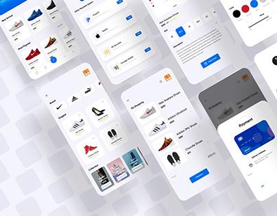 Shoes App UI Kit