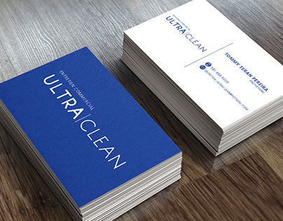 Branding | Ultra Clean