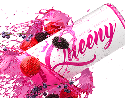 Banner Queeny Energydrink