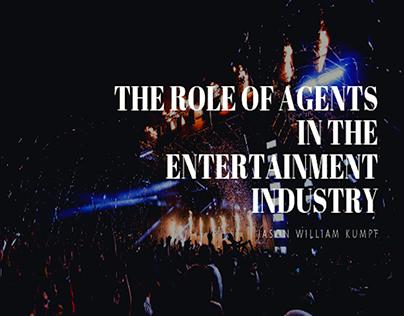 Jason William Kumpf on Agents in Entertainment