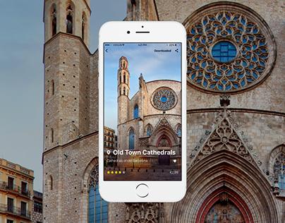 Barcelona City Guide App
