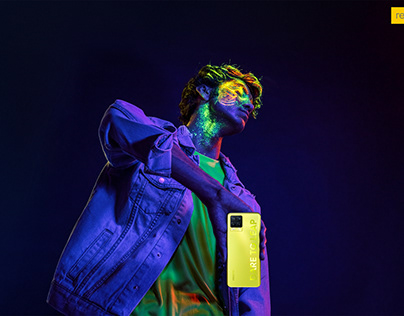 Realme - Illuminating Yellow 8 Pro