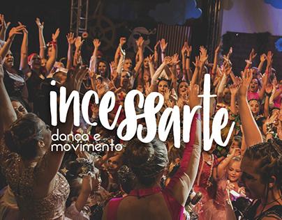 Incessarte Dança e Movimento