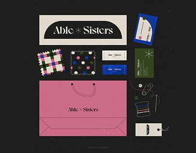 Able sisters rebrand