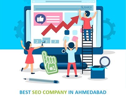 Engage the Best SEO Company in Ahmedabad