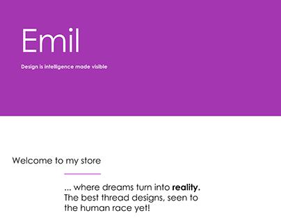 Personal thread design