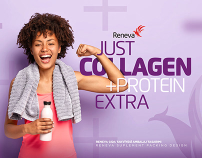 Reneva Just Collagen +Protein Extra Packing