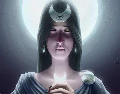 THE ONE WHO CREATES THE MOON