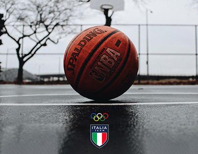 Ricomincia a credere_ Coni. Italia Team