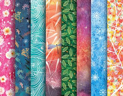 Unique pattern set