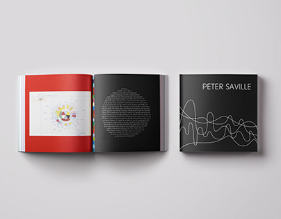 Peter Saville Booklet