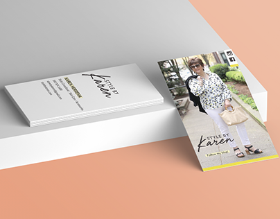 Style by Karen - Business Card Design