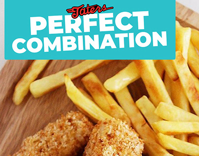 Corporate Work: Taters Perfect Combination