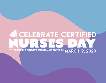 2020 Certified Nurses Day Social Media Campaign