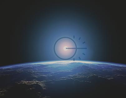 Identidad corporativa relojes CHRONOS