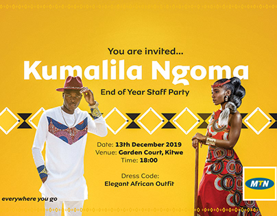 MTN Zambia Internal Invitation