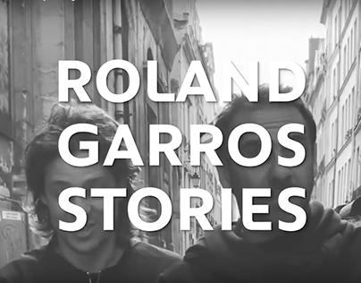 Roland Garros Stories por Peugeot