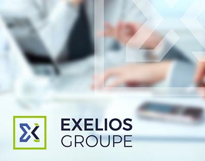 Logo - Exelios Groupe