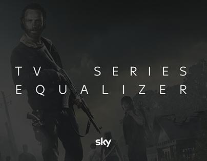 TV Series Equalizer - Sky