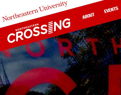 Northeastern Crossing