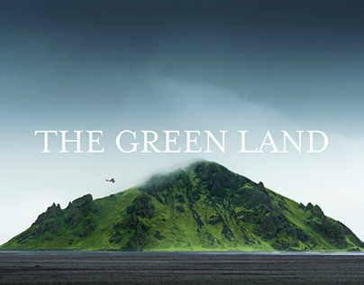 THE GREEN LAND / Iceland From Above II.