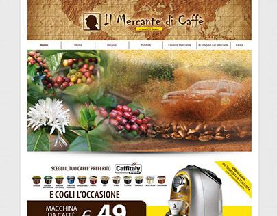 Sito Web - Il Mercante di Caffè