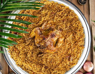Saudi Food