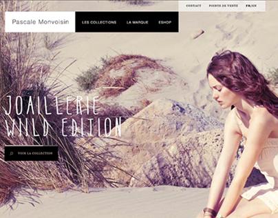 Pascale Monvoisin - Brand & ecommerce