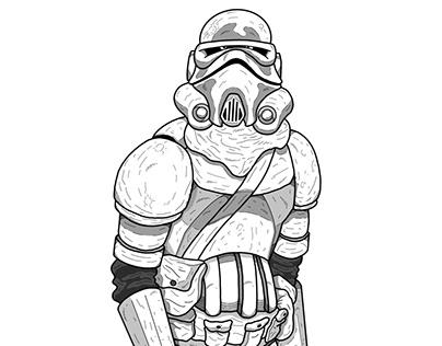 Otto The Stormtrooper