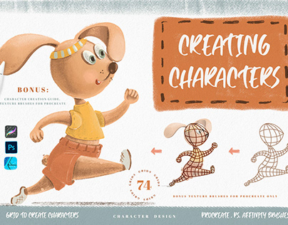 Grids for Creating Cute Characters