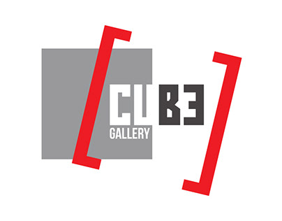 Cube Gallery - Corporate Identity and website design
