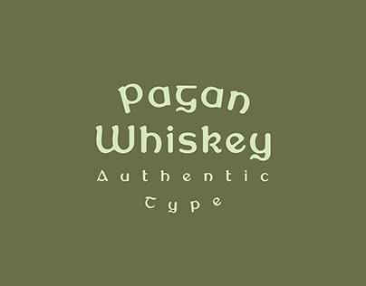 Pagan Whiskey - Authentic Irish Type