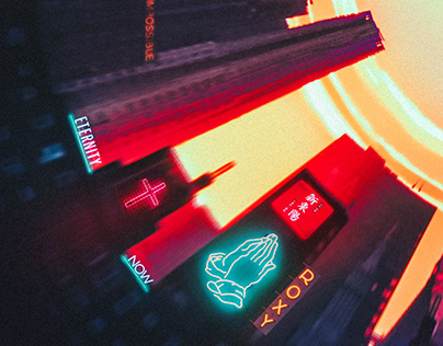 Bacon, neons & eternity