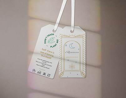 Tag Label Design