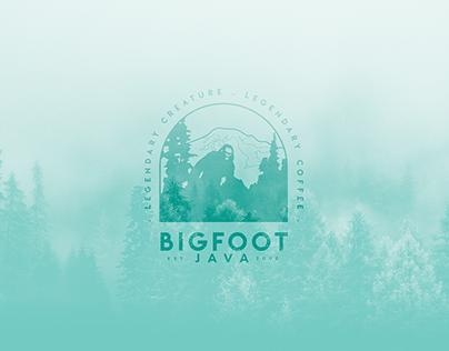 bigfoot java - branding