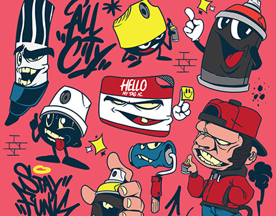 ALL CITY VECTOR PACK NOW AVAILABLE